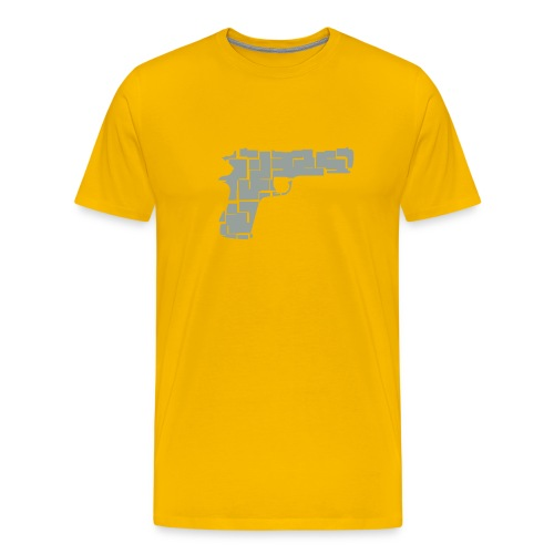 BANG!! - Men's Premium T-Shirt