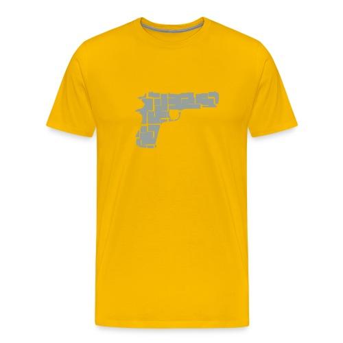 BANG!! - Men's Premium T-Shirt