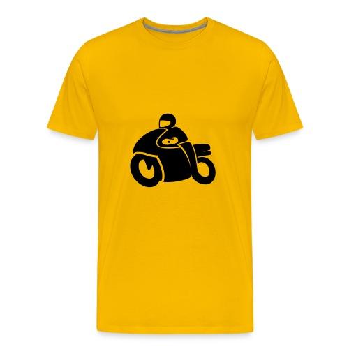 Motor Bike - Men's Premium T-Shirt