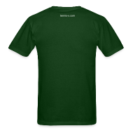 T-Shirts ~ Men's T-Shirt ~ Tennis Biz (green)