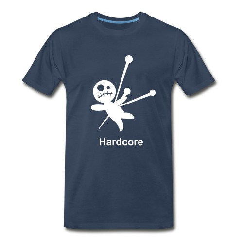 Hardcore - Men's Premium T-Shirt