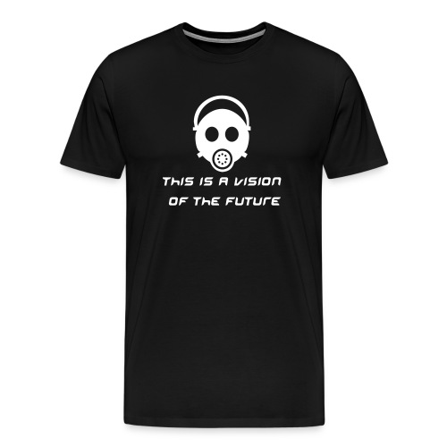 A Vision of the Future T-Shirt - Men's Premium T-Shirt
