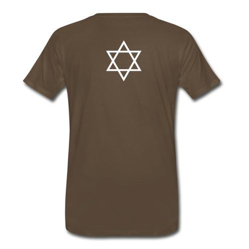 Star of David - Men's Premium T-Shirt