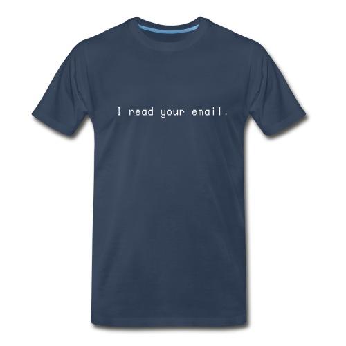 Email - Men's Premium T-Shirt