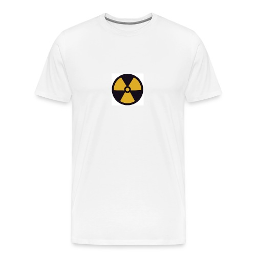 Radioactive Symbol T-shirt - Men's Premium T-Shirt