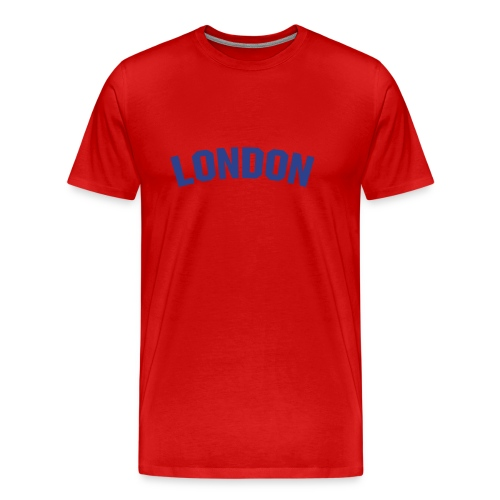 London T - Men's Premium T-Shirt