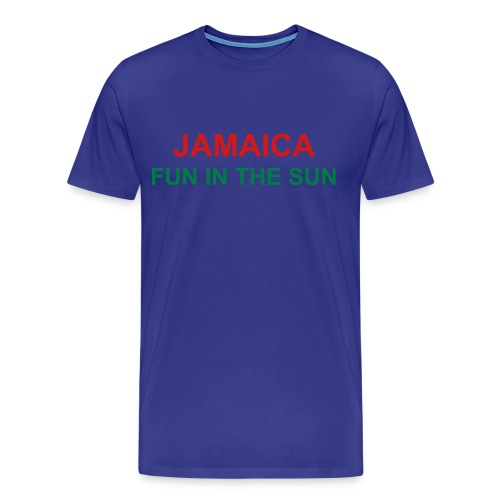 JAMAICA FUN - Men's Premium T-Shirt