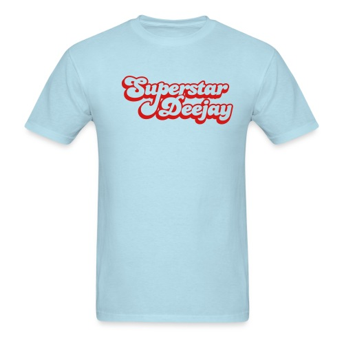 Superstar Deejay - Men's T-Shirt