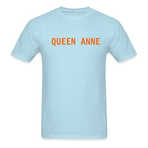 plain queen anne tee - Men's T-Shirt