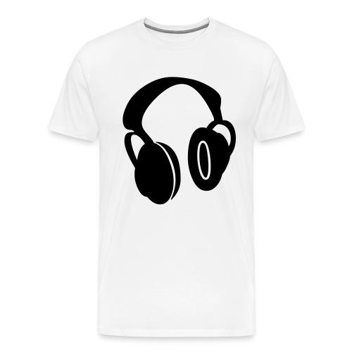 MUSIC dj,club / HIP HOP tee - Men's Premium T-Shirt