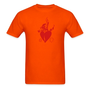 sacred heart - Men's T-Shirt