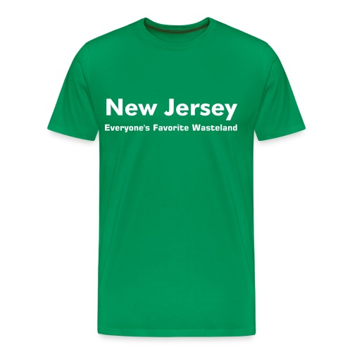 Gotta Love Jersey - Men's Premium T-Shirt