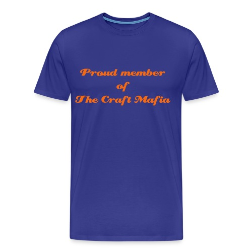 Craft Mafia - Men's Premium T-Shirt