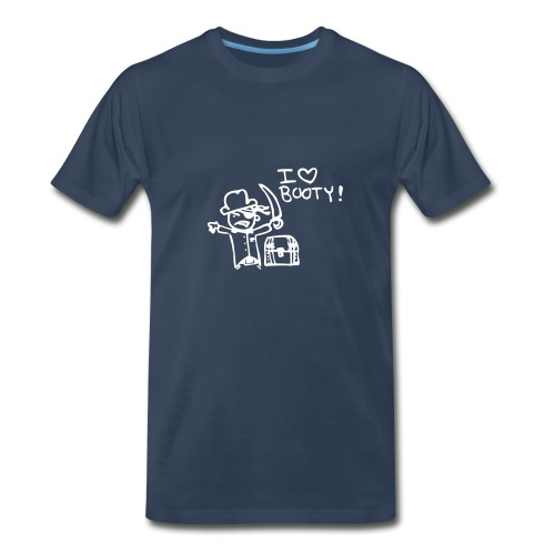 Booty Tee - Men's Premium T-Shirt