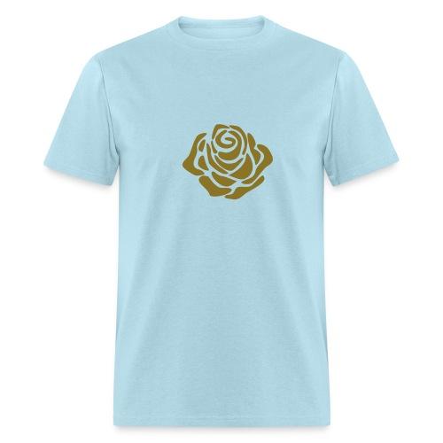 metro :: rose - Men's T-Shirt