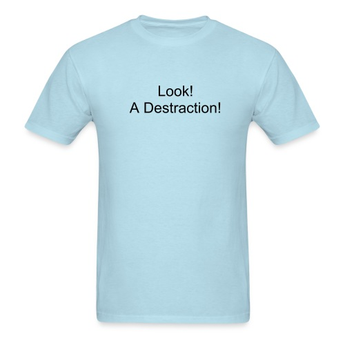 Look! - Men's T-Shirt