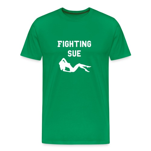 Fighting Sue - Men's Premium T-Shirt