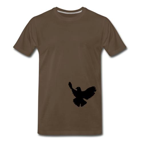 Black Dove Shirt - Men's Premium T-Shirt
