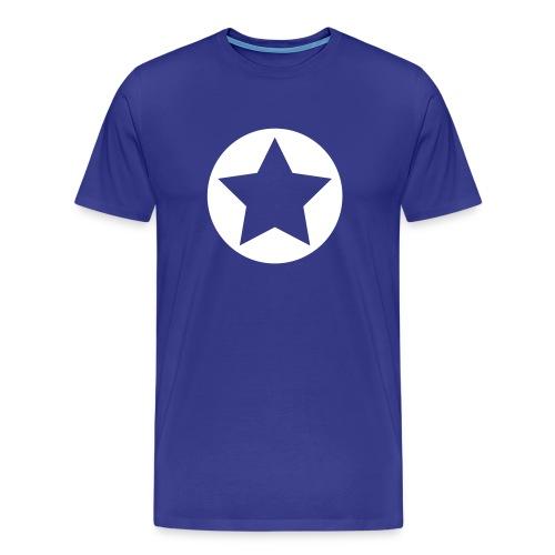 White Star Shirt - Men's Premium T-Shirt