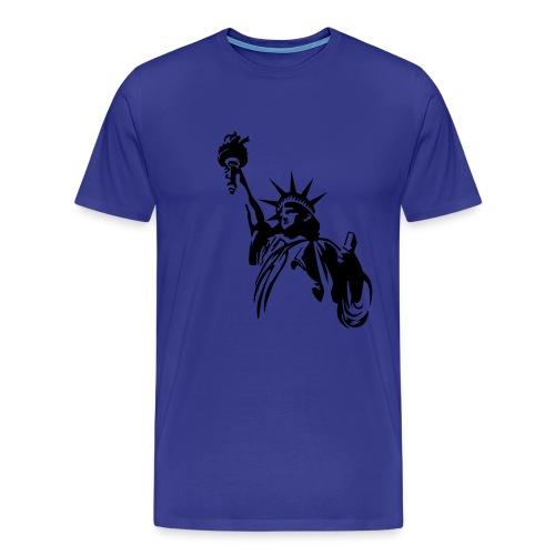Statue Of Liberty Shirt - Men's Premium T-Shirt