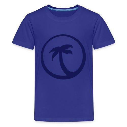 Cool Kid T'shirt (blue) - Kids' Premium T-Shirt