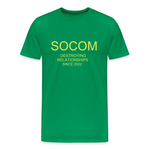 socom relations - Men's Premium T-Shirt