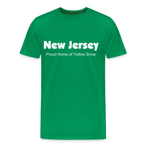 More Jersey Love - Men's Premium T-Shirt