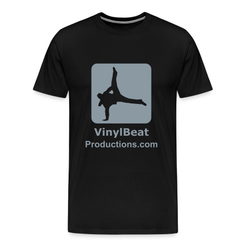 BREAK DANCIN' - Men's Premium T-Shirt