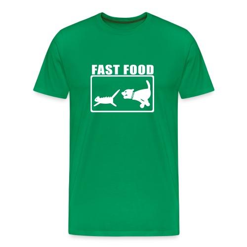 Fast Food - Men's Premium T-Shirt