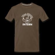 T-Shirts ~ Men's Premium T-Shirt ~ Team Zissou INTERN T