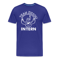 T-Shirts ~ Men's Premium T-Shirt ~ Team Zissou INTERN T xxl
