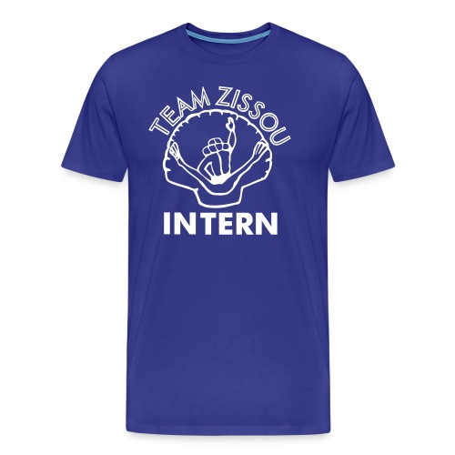 Team Zissou INTERN T xxl - Men's Premium T-Shirt