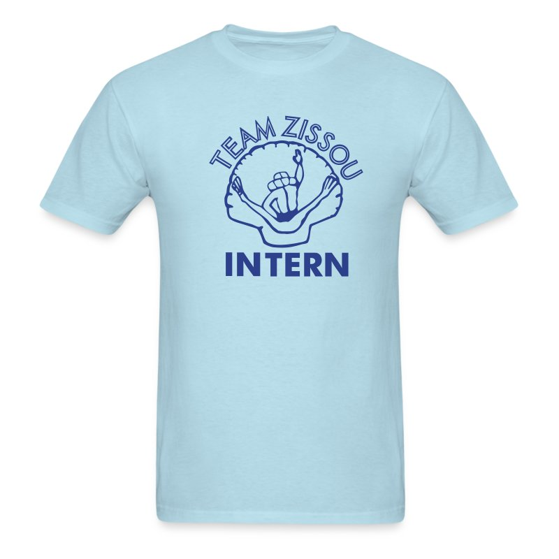 Team Zissou INTERN T - Men's T-Shirt