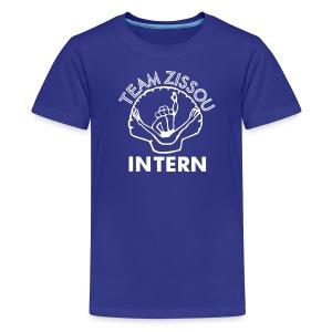 Team Zissou Intern Childrens - Kids' Premium T-Shirt