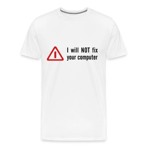 for daddy - Men's Premium T-Shirt