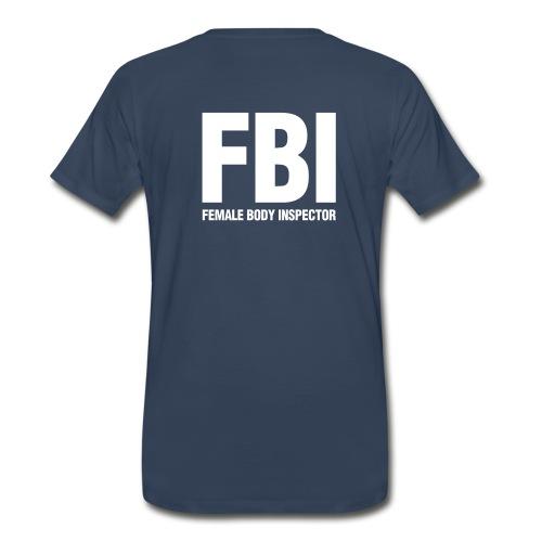FBI T - Men's Premium T-Shirt