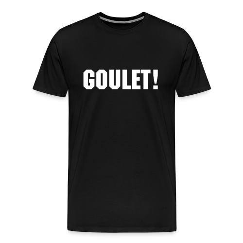 GOULET - Men's Premium T-Shirt