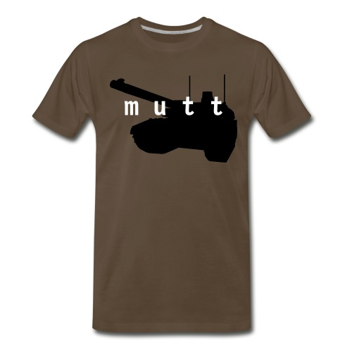 Chocolate Militant - Men's Premium T-Shirt