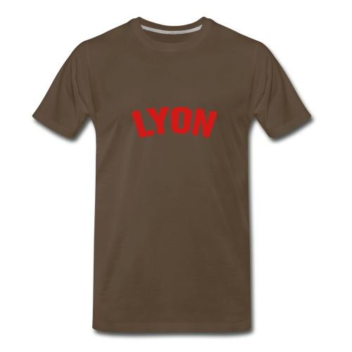 Lyon - Men's Premium T-Shirt