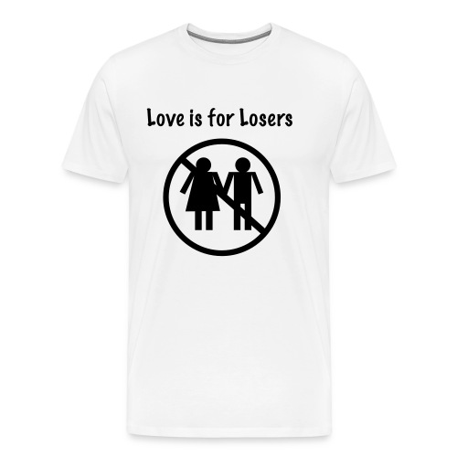 Area Love Tee - Men's Premium T-Shirt