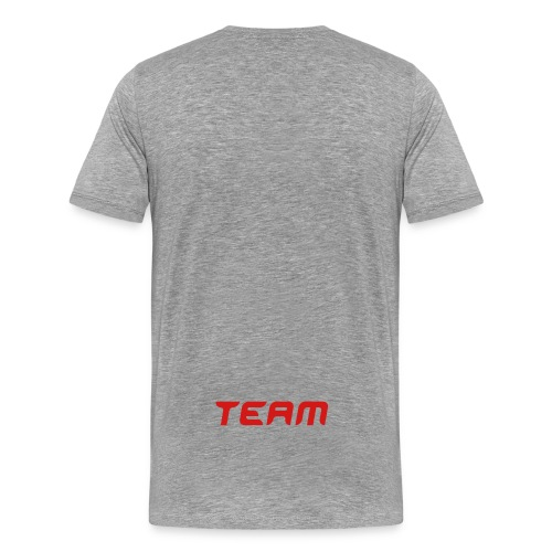 HEAVY DUTY-T - Men's Premium T-Shirt