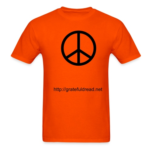 Peace Sign Tee - Men's T-Shirt