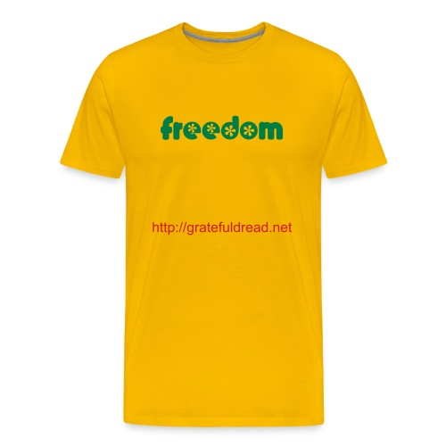 Freedom Tee - Men's Premium T-Shirt