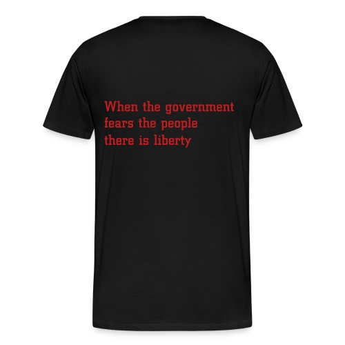 Government - Men's Premium T-Shirt
