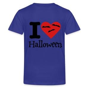 i love halloween - Kids' Premium T-Shirt