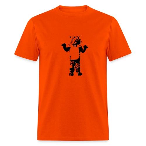Tiger Orange - Men's T-Shirt