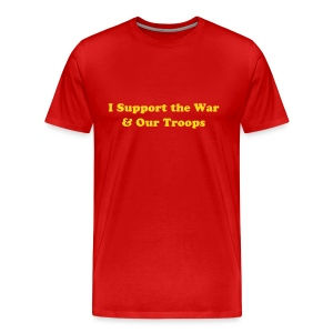 I Support the.... - Men's Premium T-Shirt