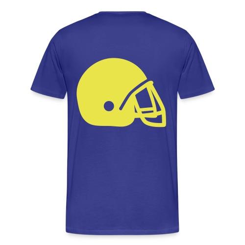 Eagle home - Men's Premium T-Shirt