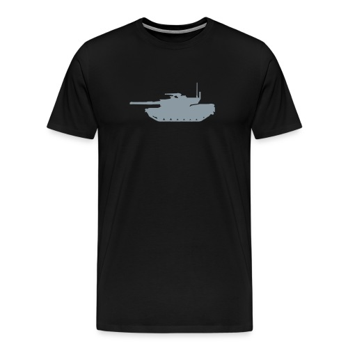 Tank Black - Men's Premium T-Shirt
