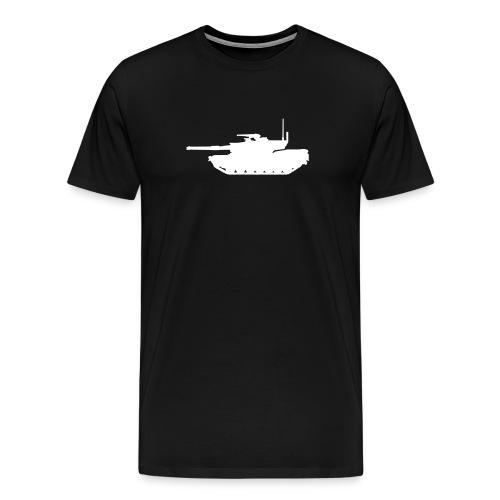 Tank White - Men's Premium T-Shirt